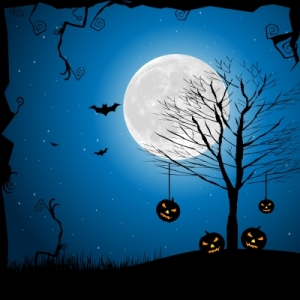 A Spooky Night